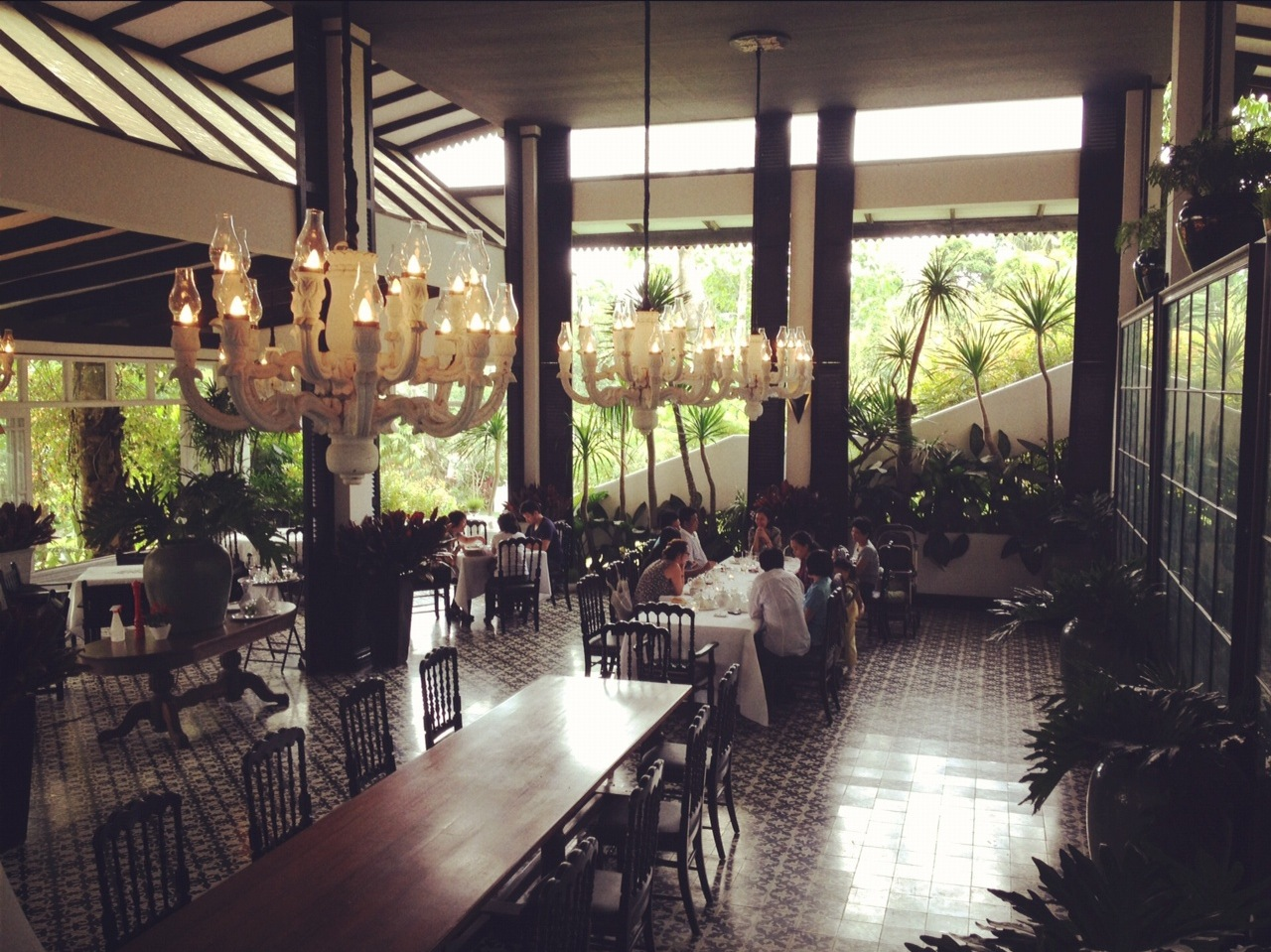 Map venues the defs for Antonio s italian cuisine